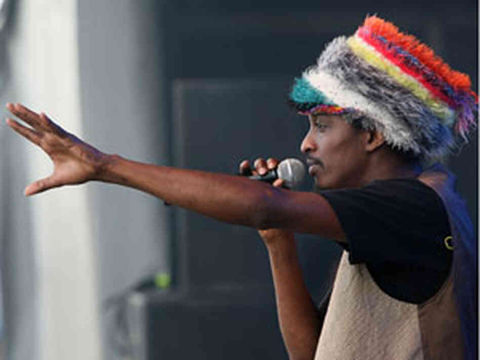 K'Naan (300); Credit: Andrew Walker