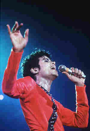 Michael Jackson (300 tall)