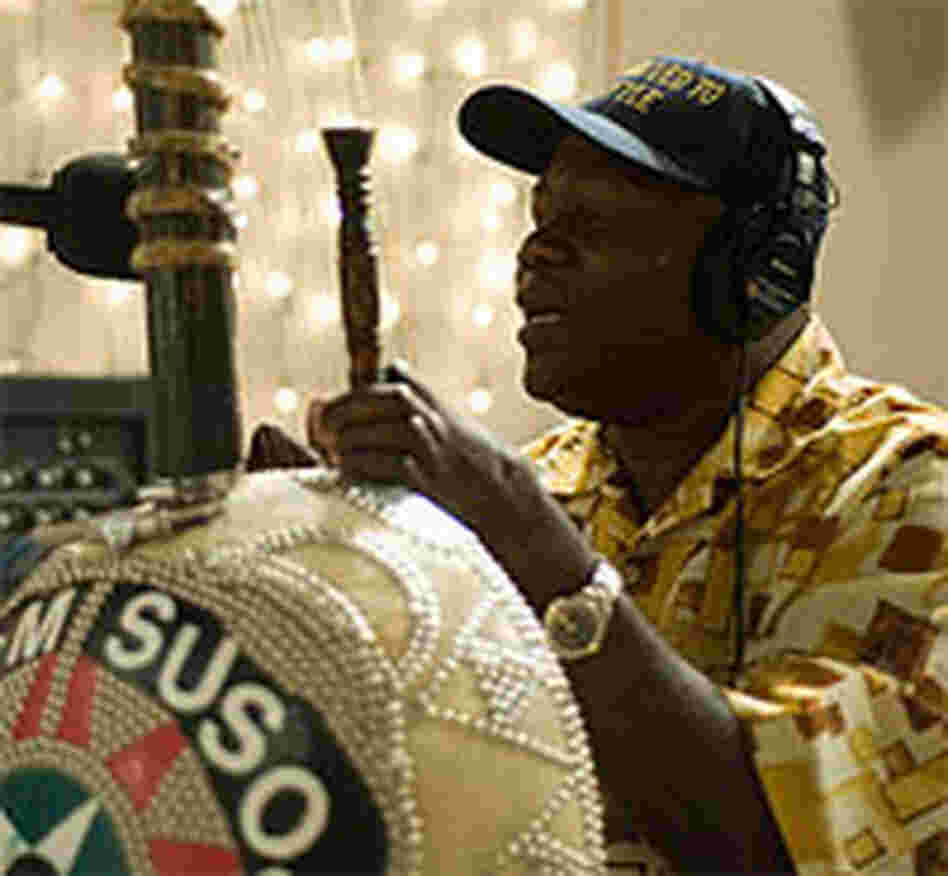 Foday Musa Suso In KEXP Studio