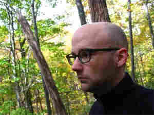 Inspired by a speech by director David Lynch, Moby left the studio for his bedroom.