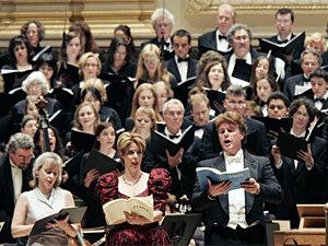 Bach's 'Christmas Oratorio,' from Carnegie Hall : NPR
