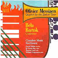 Olivier Messiaen's Quartet for the End of Time