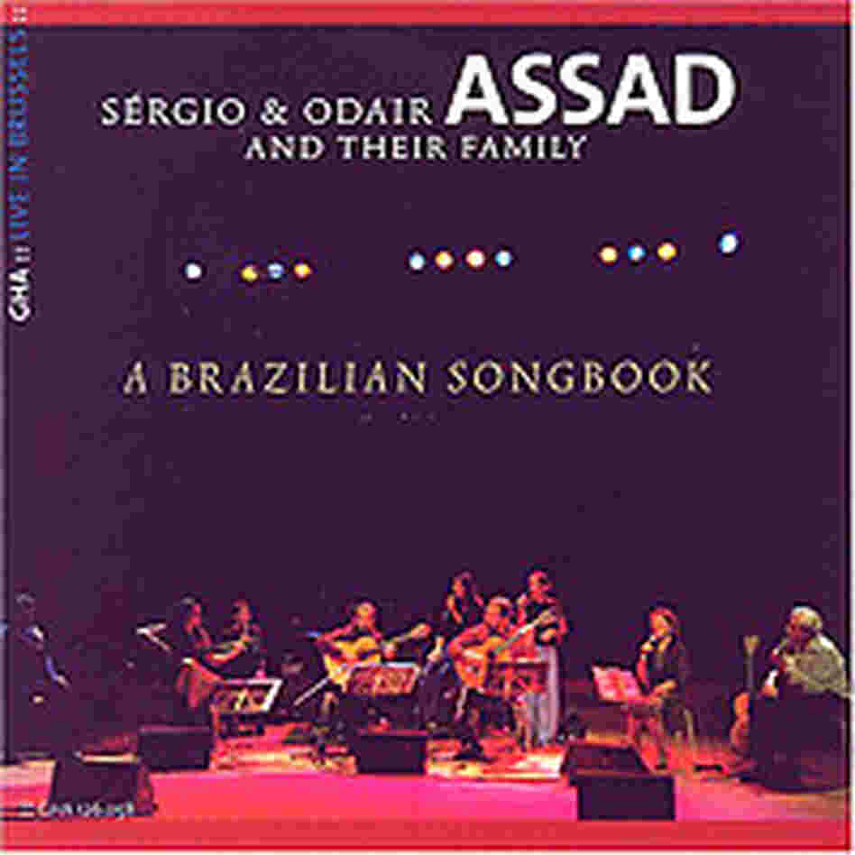 The Assad Brothers in concert