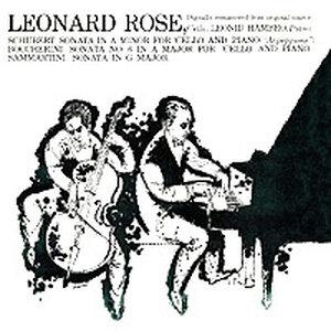 Leonard Rose plays Schubert