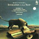 Cover for Invocation à la Nuit