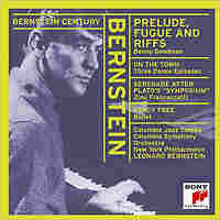 Cover for Bernstein: Serenade after Plato's Symposium; Fancy Free; On the Town Dance Episodes