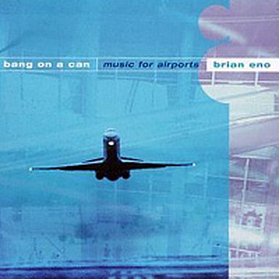 Cover for Brian Eno: Music for Airports