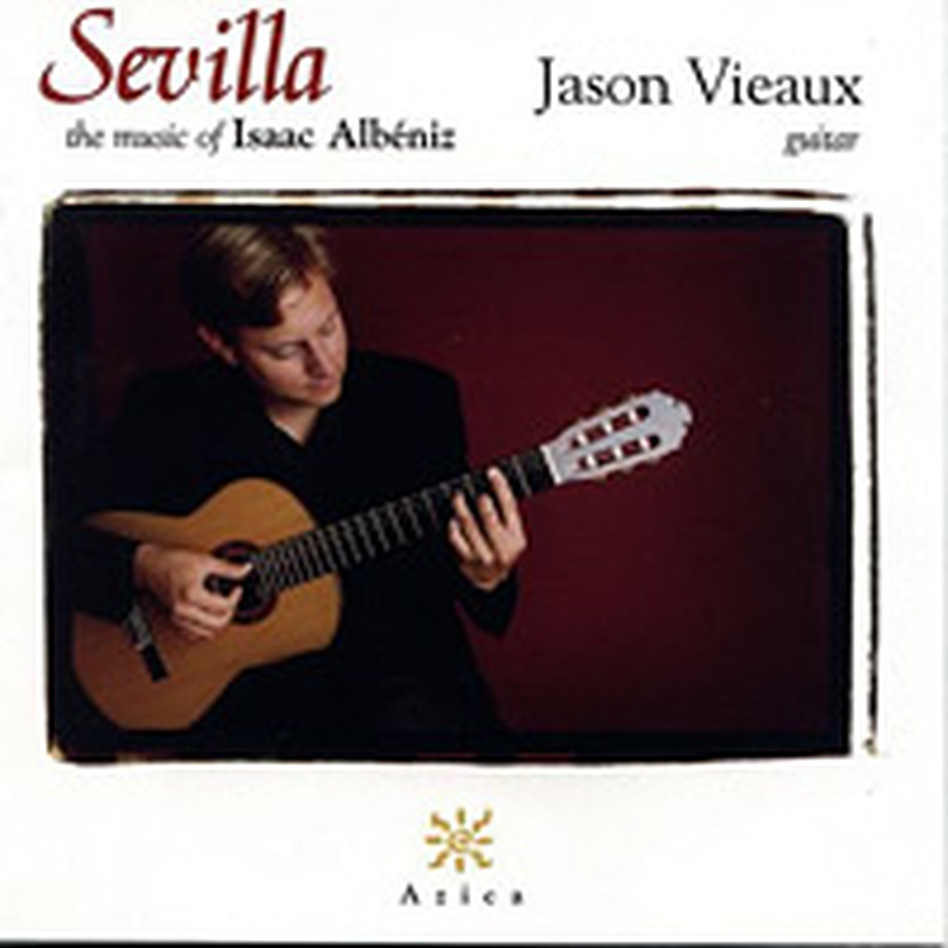 Cover for Sevilla: The Music of Isaac Albéniz