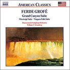 Cover for Grofé: Orchestral Works