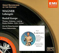 Cover for Wagner: Lohengrin