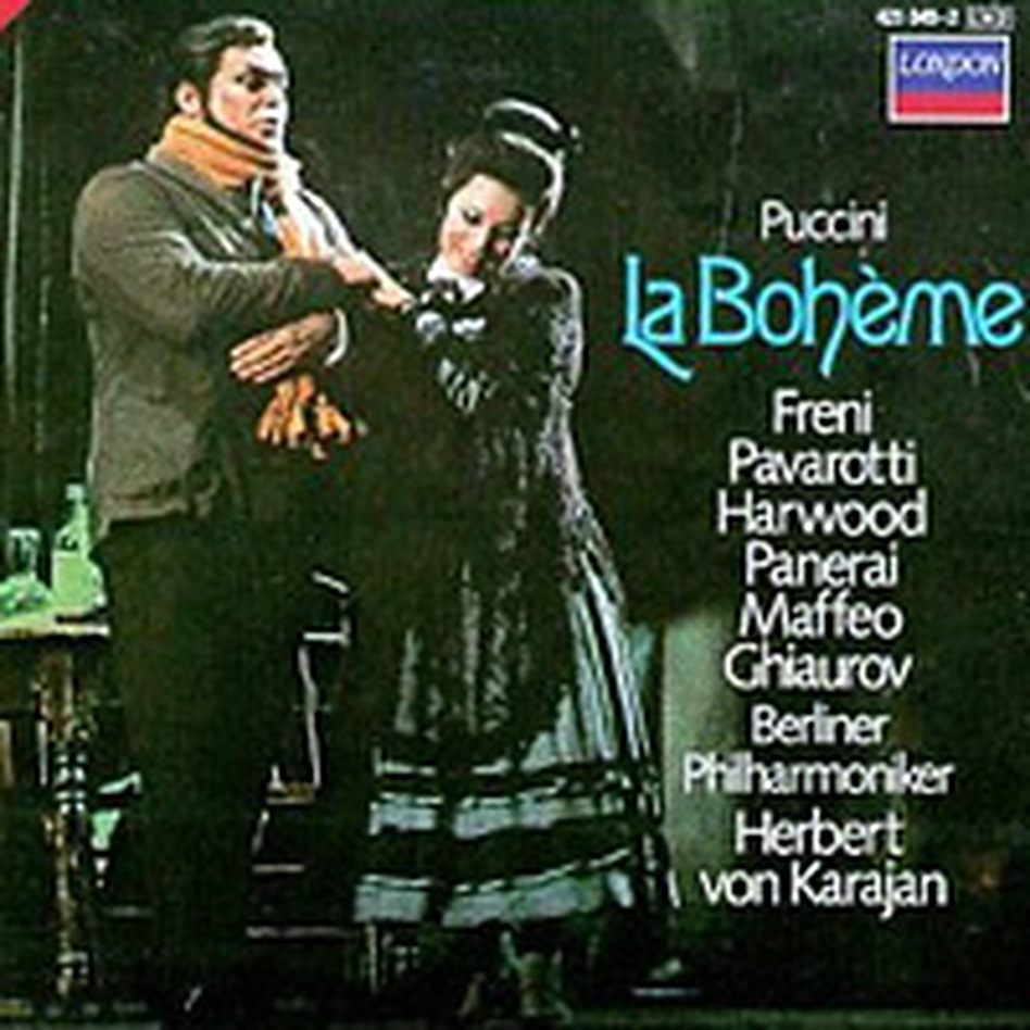 Cover for Puccini: La Bohème