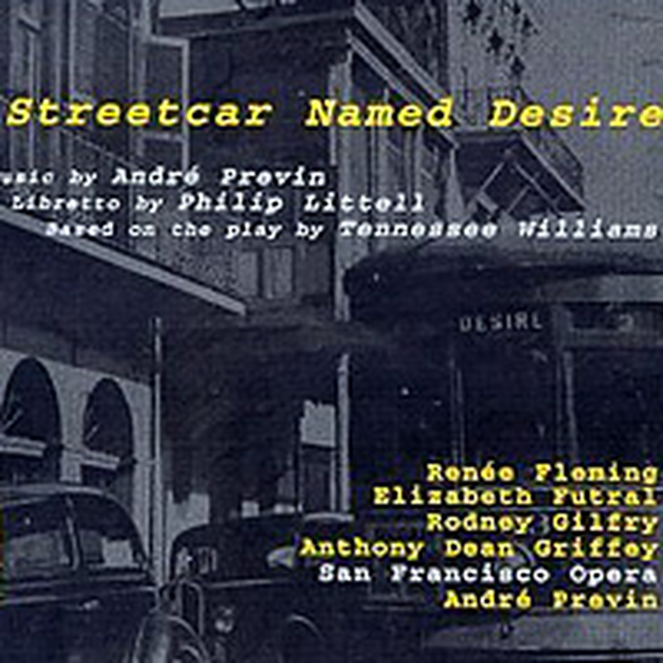 Cover for Streetcar Named Desire