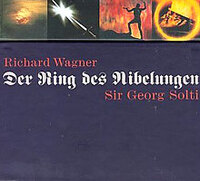 Cover for Wagner: Der Ring des Nibelungen