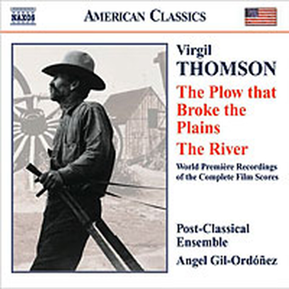 Cover for Thomson: The Plow that Broke the Plains