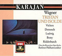 Cover for Richard Wagner: Tristan und Isolde