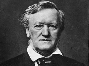 Composer Richard Wagner