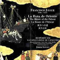 Cover for Francisco Javier - La Ruta de Oriente [Hybrid SACD]