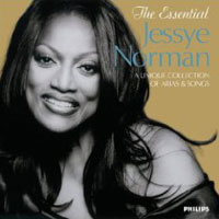 Cover for The Essential Jessye Norman