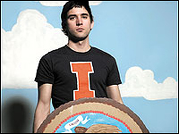 Sufjan Stevens hopes to release a record on every state in the Union. His latest is on Illinois.