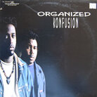 Cover for Organized Konfusion