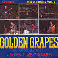 Shin Jung Hyun and The Golden Grapes cover