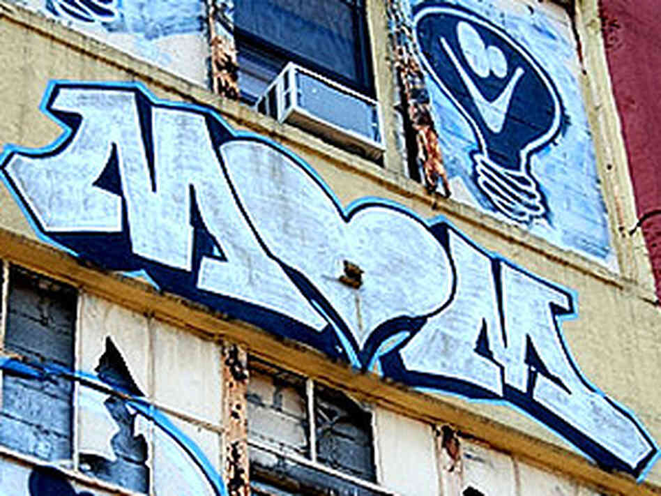 Mom, from 5 Pointz