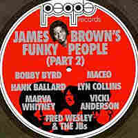 Funky People cover