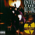 Cover for Enter the Wu-Tang (36 Chambers)