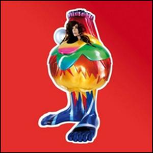 Björk's latest CD is Volta