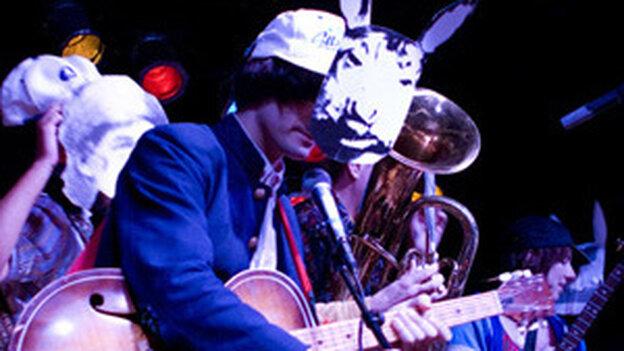 Elephant 6 Orchestra.