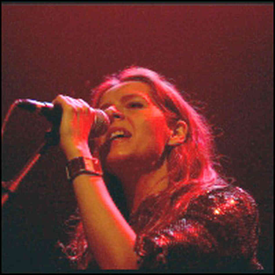 Neko Case, photo by Joel Didriksen for kingpinphoto.com