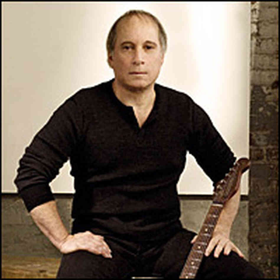 Paul Simon, photo by Robert Clark, Warner Music