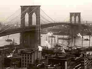 The Brooklyn Bridge, 1898