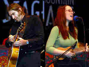 Justin Currie and Ingrid Michaelson 300
