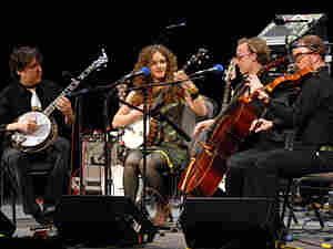 Abigail Washburn & Sparrow Quartet 300