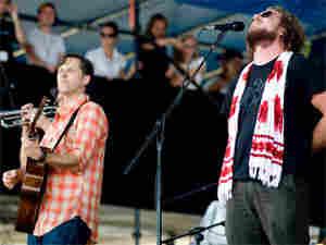 Calexico at Newport Folk Festival (300)