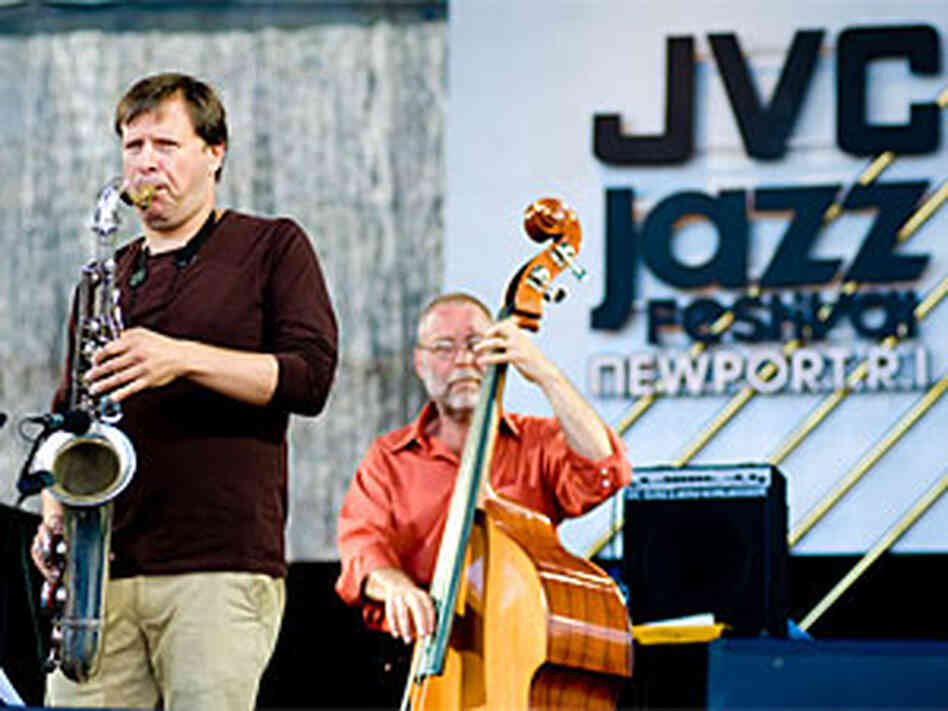 Chris Potter and Dave Holland