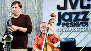 Chris Potter and Dave Holland.