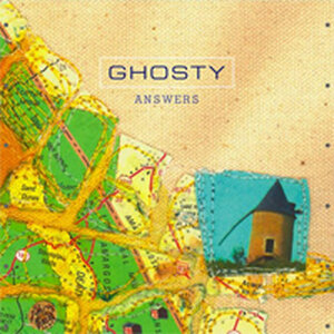 Cover to Ghosty's Answers 200
