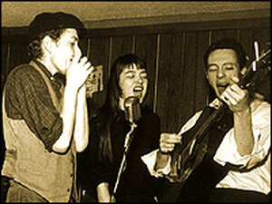 Dalton, performing here with Bob Dylan and Fred Neil in 1961, was a singer of transfixing nuance.