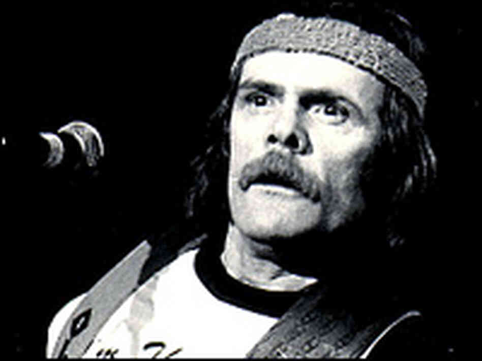 Johnny Paycheck makes a honky-tonk record with gospel overtones, instead of the other way around.