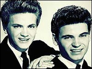 The Everly Brothers didn't stop making great records when the British Invasion struck.