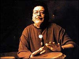 Salsa bandleader Ray Barretto