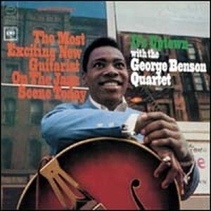 the cover of George Benson's 'It's Uptown'