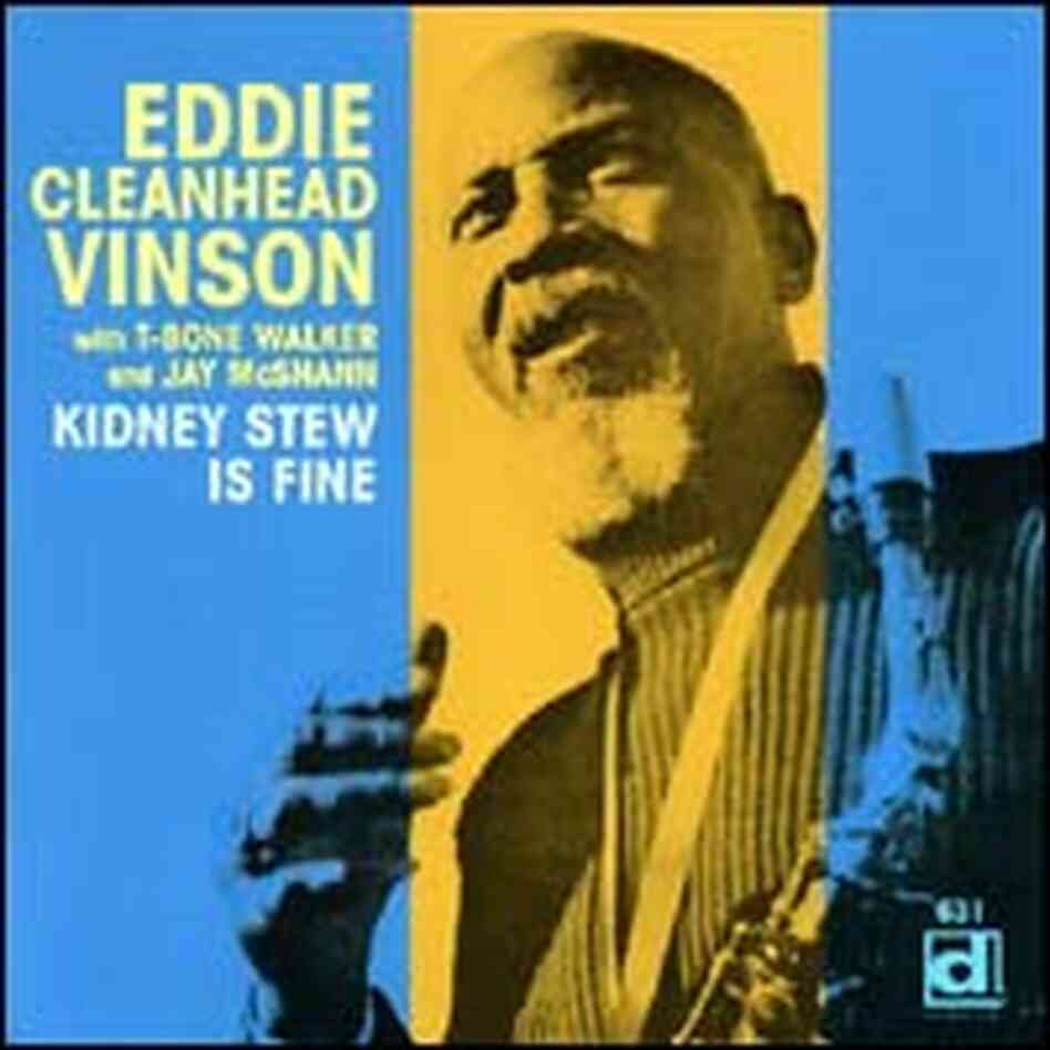 Eddie Cleanhead Vinson cover art