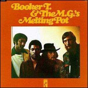Booker T. album art
