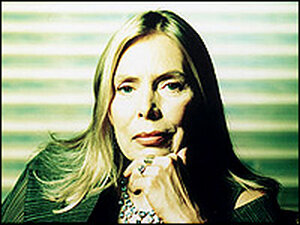 Joni Mitchell deserves more credit for her early-'80s output.