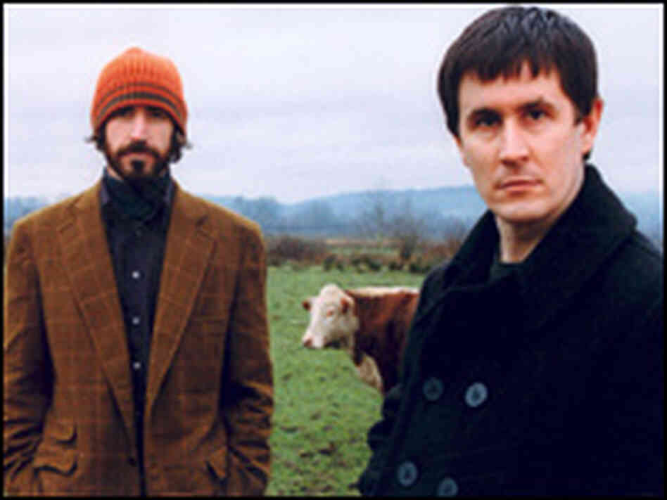 The Mountain Goats, whose music connects with physical force.