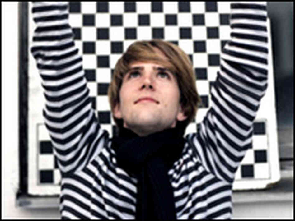 Though he's best known as a member of The Arcade Fire, Owen Pallett also records as Final Fantasy.
