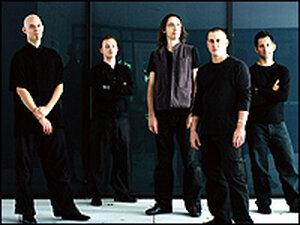 "Swiss-born pianist and composer Nik Bartsch describes his band's music as ""Zen-funk."""